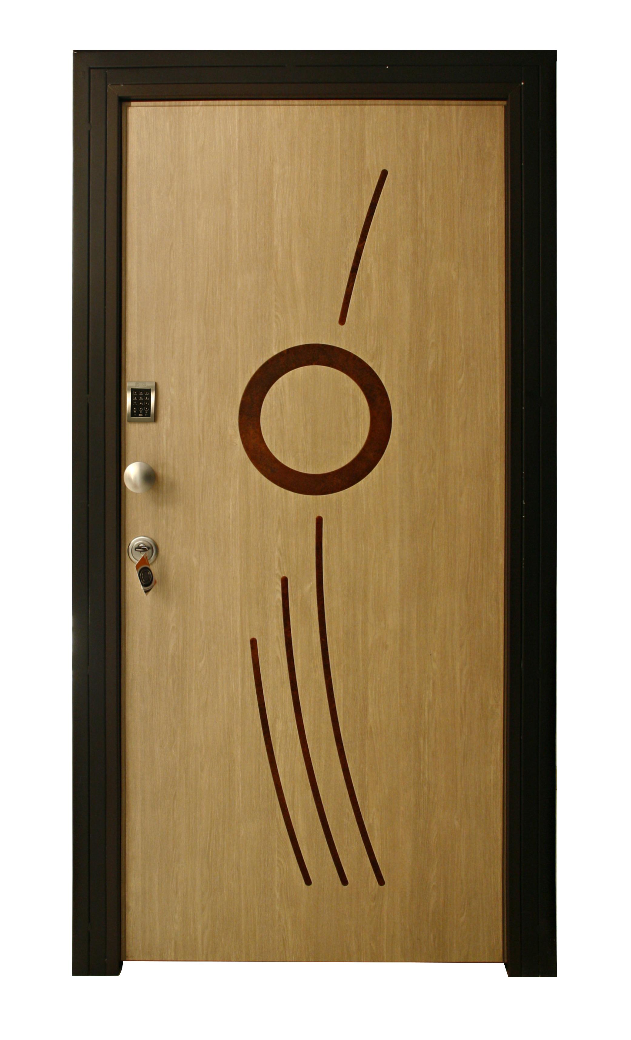 Porta Blindata Classe 3 Prezzo Porta Blindata Marrone